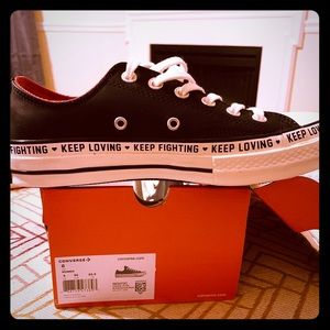 New Converse Keep Fighting
